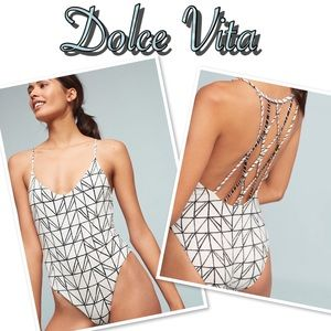 DOLCE VITA SEACOAST ONE PIECE SWIMSUIT